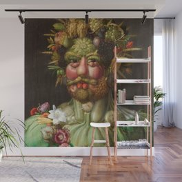 Giuseppe Arcimboldo - Vertumnus Wall Mural