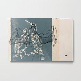 Adoration Metal Print