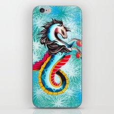 hippocampus iPhone & iPod Skin