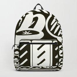 Jubako No3 Monochrome Backpack