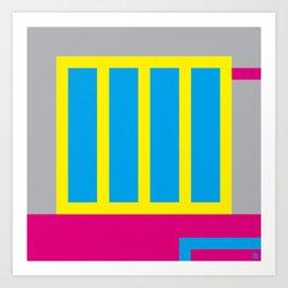 P.H. - Fabrik Art Print