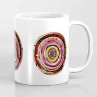 portal Mugs featuring Portal  by Emily Kenney