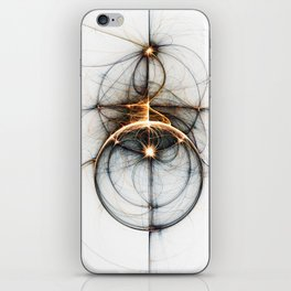 Shooting Star iPhone Skin