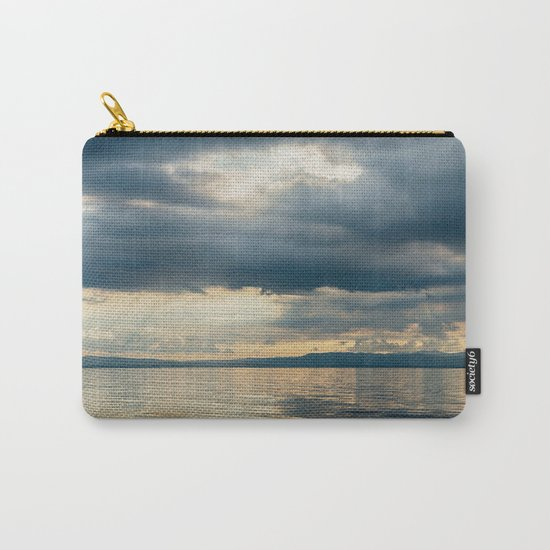 CLOUD SHADOWS Carry-All Pouch