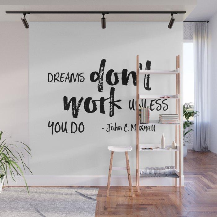 Motivational Print Inspirational Quote Modern Printable Art Office