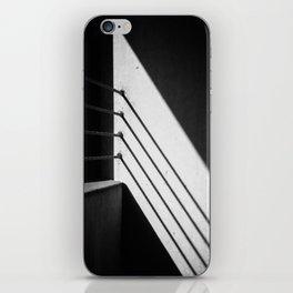 Garagescape Detail 1 iPhone Skin