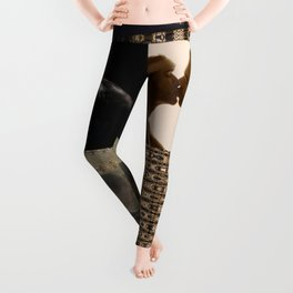 Rhythm of the Saints Leggings