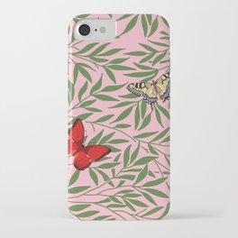 Papillons, butterflies iPhone Case