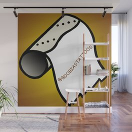 TP Roll BY Wall Mural