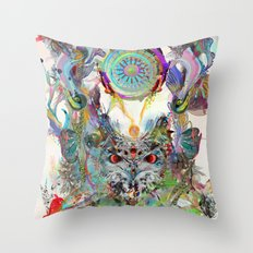 Beyond Growth Throw Pillow