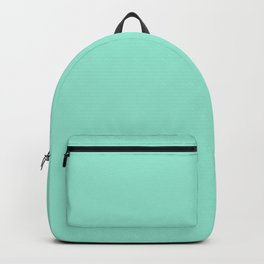 Simply Pure Turquoise Backpack