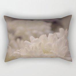 tenderness ,  affection ,  gentleness ,  softness ,  caress Rectangular Pillow
