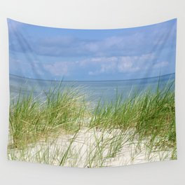Dunes of the Baltic Sea Wall Tapestry