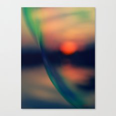 Sunset VII Canvas Print