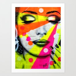 Tones of home Art Print