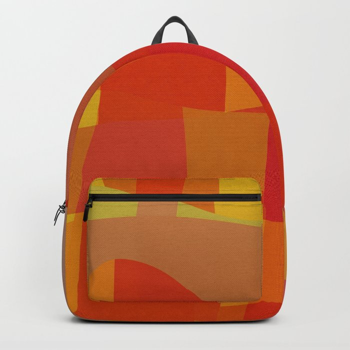 Red Hot Sun Backpack