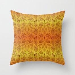 Autumn Awe Throw Pillow