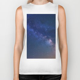 Starry Night Biker Tank