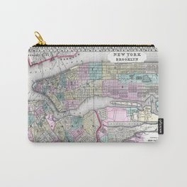 New York City and Brooklyn Carry-All Pouch