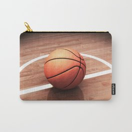 Basketball court concept Carry-All Pouch