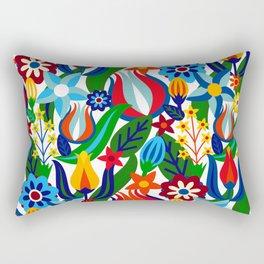 Turkish garden Rectangular Pillow
