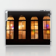 Lighted Windows Laptop & iPad Skin
