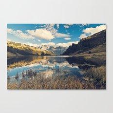 Reflets Canvas Print