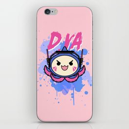 D.va Pachimari iPhone Skin