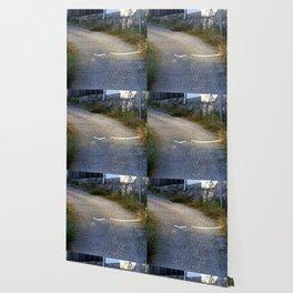 City Back Ways Wallpaper