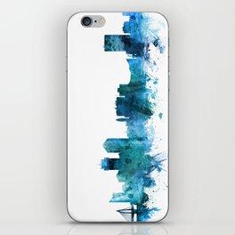 Wichita Kansas Skyline iPhone Skin