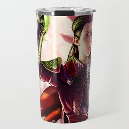 Dragon Age Inquisition - Cleo the human rogue Travel Mug