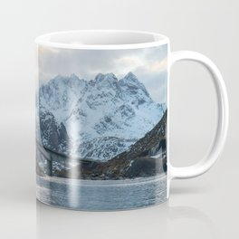 Lofoten winter Coffee Mug