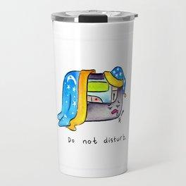 Do Not Disturb Travel Mug