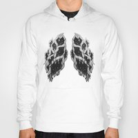 lungs Hoodies featuring Lungs by Sushibird