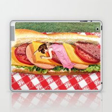 OUT TO LUNCH Laptop & iPad Skin