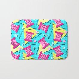 Memphis Sewing - Brights Bath Mat