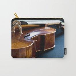 Cello in Repose Carry-All Pouch