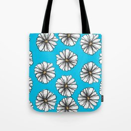 Please Don't Eat the Daisies Tote Bag