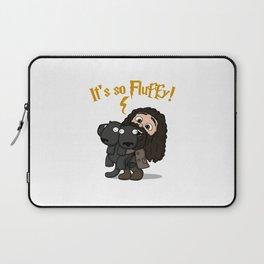 It's So Fluffy Laptop Sleeve