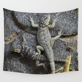 Desert lizards.... Wall Tapestry
