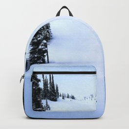 Fresh morning powder Backpack