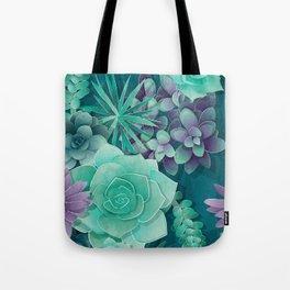 Succulent Love I Tote Bag