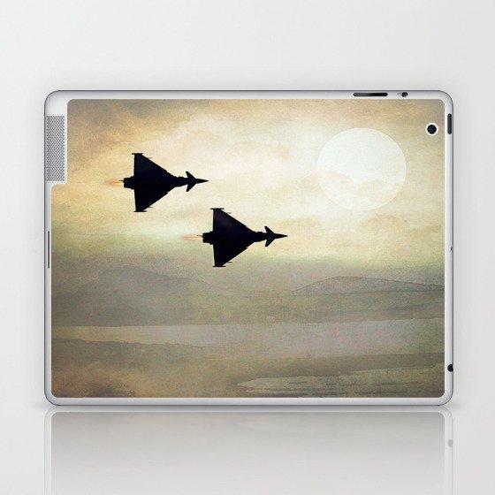 Euro Fighters Laptop & iPad Skin