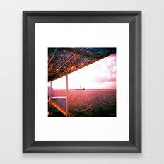 Maldives 03 02 Framed Art Print