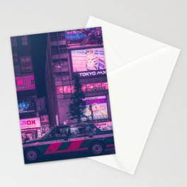 Taxi !! Stationery Cards