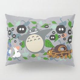 Troll in Motion Pillow Sham