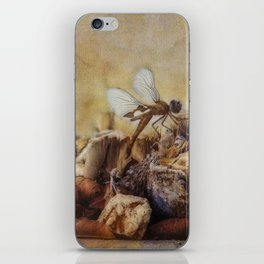 Respite of the Mosquito Hawk iPhone Skin
