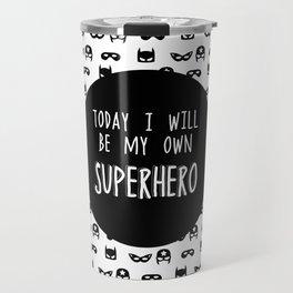 My own superhero Travel Mug