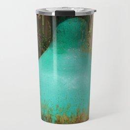 Vase Fountain Travel Mug