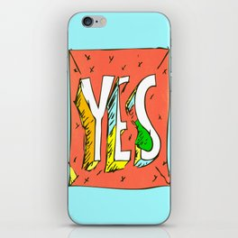 yes, is the way iPhone Skin